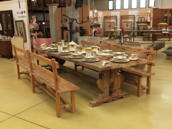 Tavolo in rovere