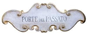 porte del passato - logo - porte, portoni e mobili antichi